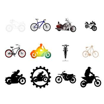 489 バイク 無料クリップアート | パブリックドメインのベクトル