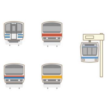 電車 - GAHAG | 著作権フリー写真・イラスト素材集