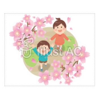 桜 フリーイラスト画像集めてみた