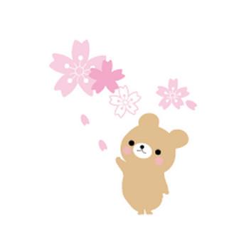 桜のイラスト・無料イラスト