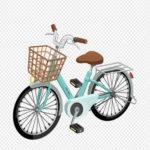 自転車 フリーイラスト・画像集めてみた!