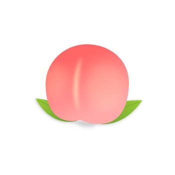 桃 « 商用利用OK&無料の写真・フリー素材を集めました!総合素材サイト|ソザイング
