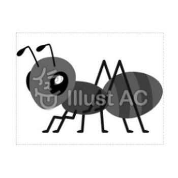 蟻イラスト/無料イラストなら「イラストAC」