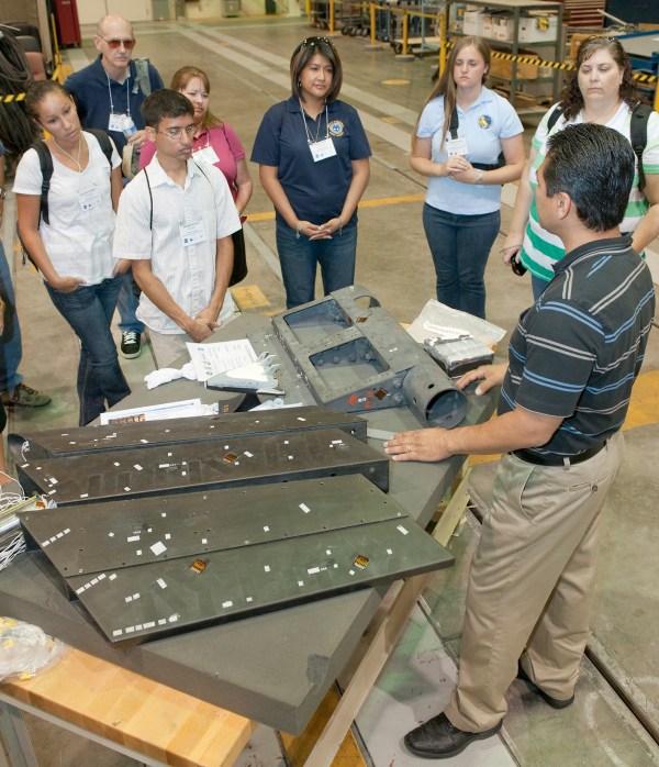 Nasa - Arees Workshops Focus Nasa' Airborne Science