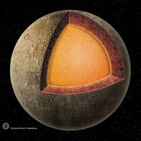 NASA  NASA Antenna Cuts Mercury to Core, Solves 30 Year Mystery