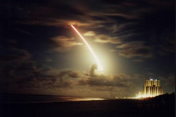 Saturn Cassini Spacecraft Launch