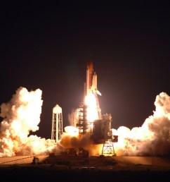 night s endeavour liftoff  [ 3000 x 1995 Pixel ]