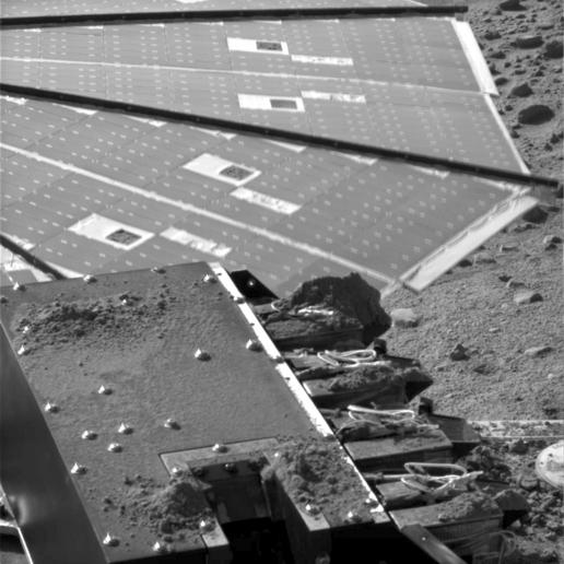 MECA on Mars