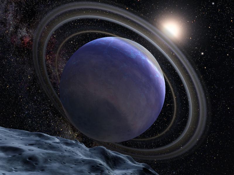 Novo exoplaneta
