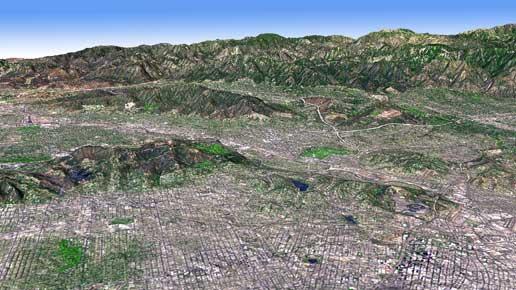 L.A. basin
