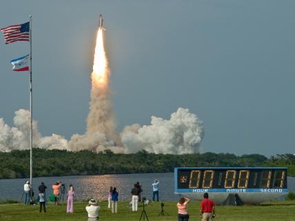 Endeavour launches
