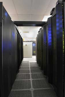Goddard Space Flight Center recently added 4,128 processors to its Discover high end computing system, with another 4,128 processors to follow this fall.