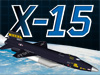 X-15 Interactive Icon