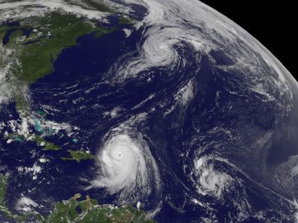 Three Storms