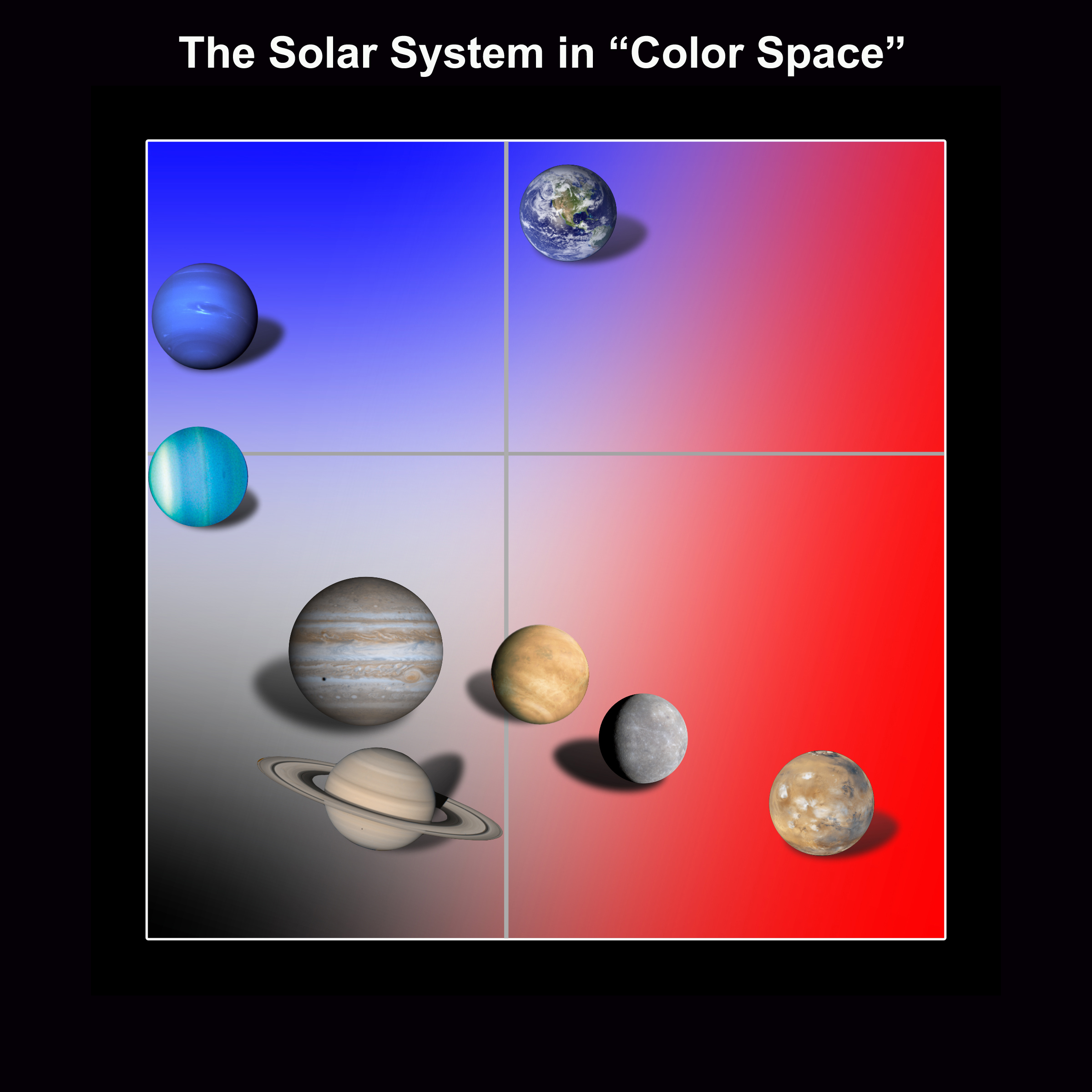 diagram of planets real cooper 3 way light switch wiring nasa using planet colors to search for alien earths