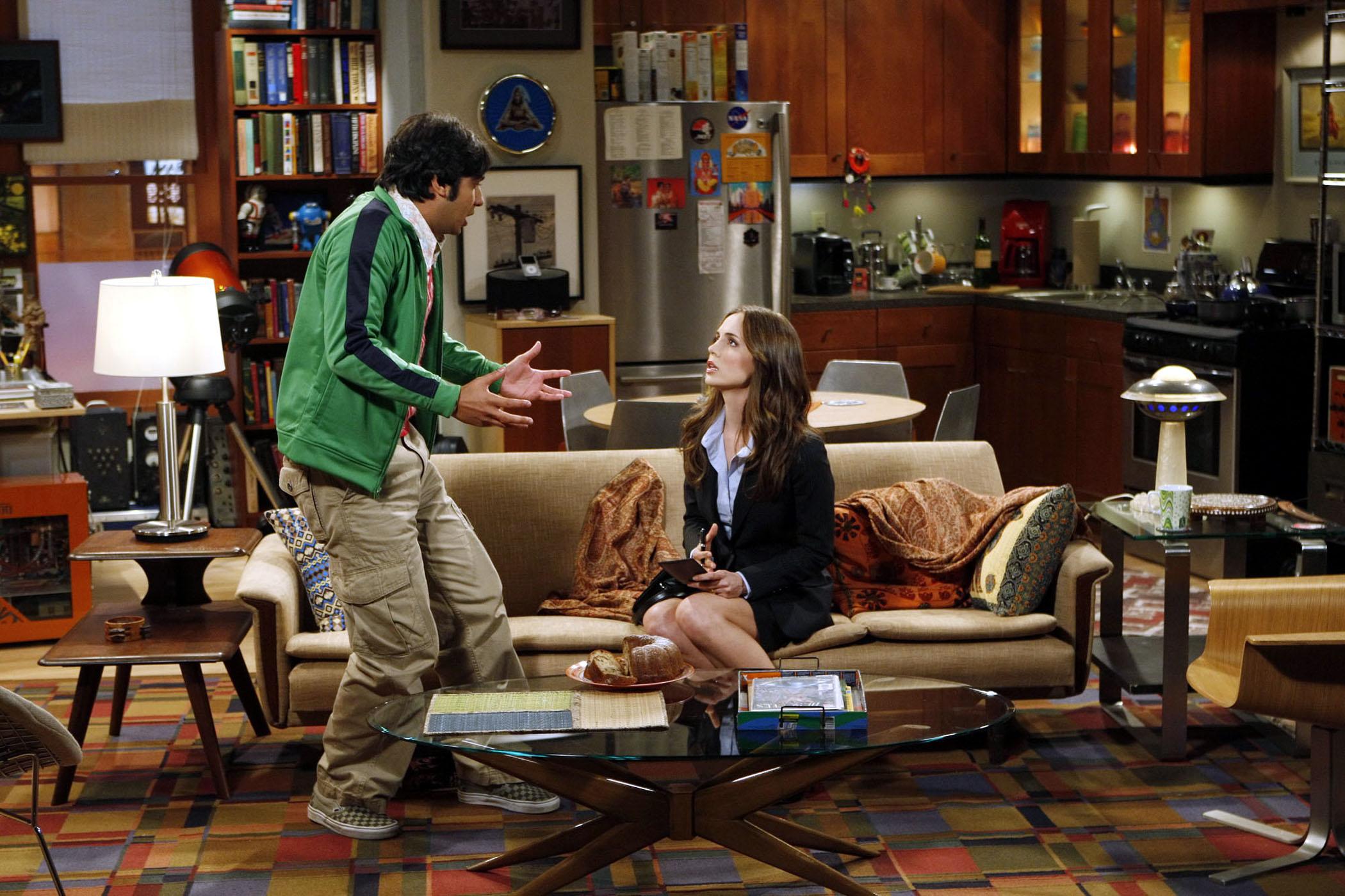 NASA  NASA Goes to the Set of CBSs The Big Bang Theory