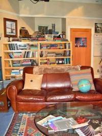 NASA - NASA Goes to the Set of CBS's 'The Big Bang Theory'