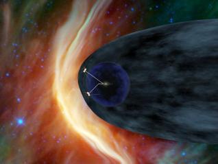 Eliopausa e Voyager
