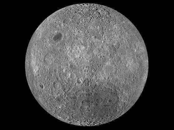 O Lado Oculto da Lua - Por que vemos sempre o mesmo lado da Lua?