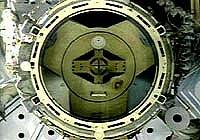 The docking ring.