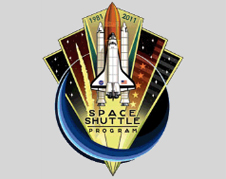Space Shuttle Program Commemorative Patch