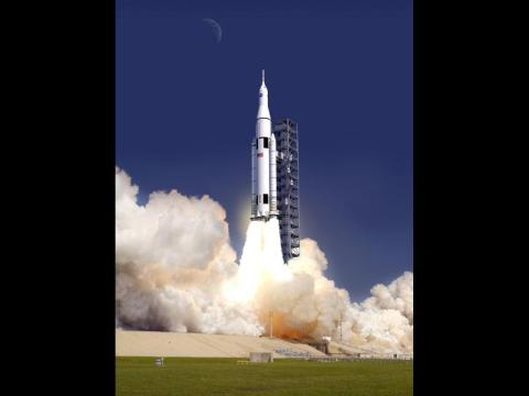 Il nuovo lanciatore Space Launch System (SLS)