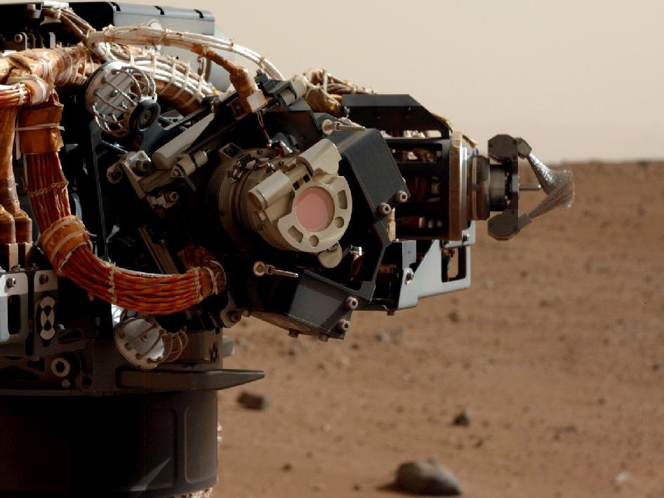 NASAs Curiosity rover finds organic matter on Mars  CNN