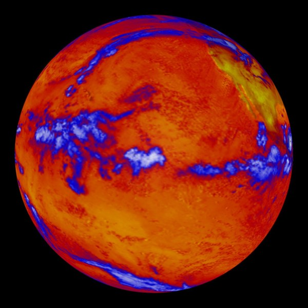 Nasa Study Finds Earth Ocean Abyss Warmed