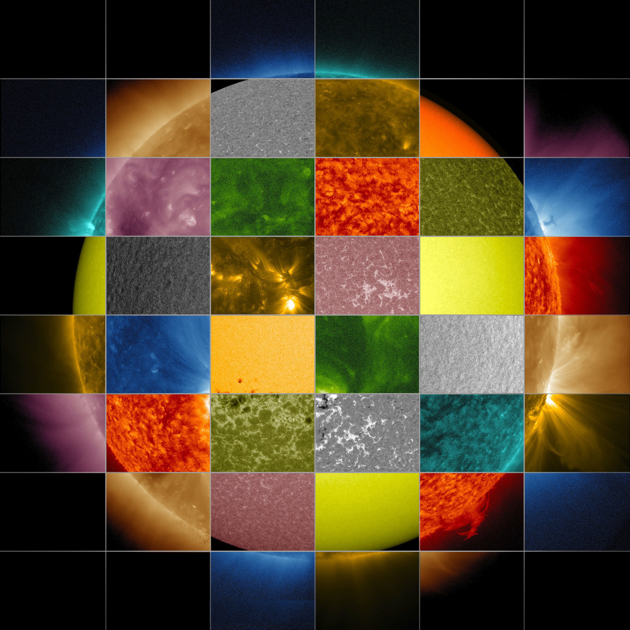 Why Nasa Scientists Observe The Sun In Different