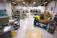 Building 703 Fabrication Shop -- Shop Floor | NASA