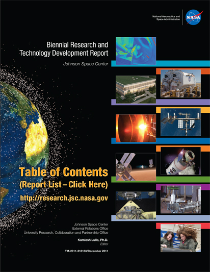 Biennial Research and Technology Development Report  NASA