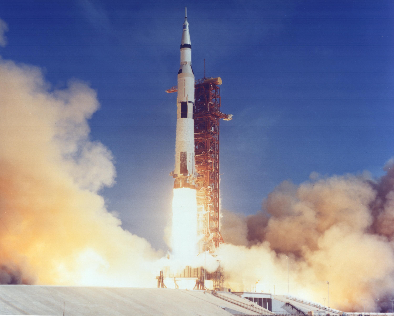 Moon Bound - Apollo 11 Liftoff | NASA