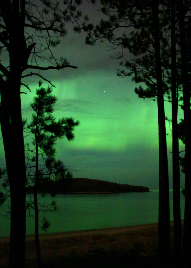 How Far South Are Northern Lights Visible