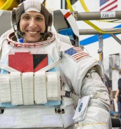 Train Like an Astronaut with Mike Hopkins   NASA [ 4928 x 3280 Pixel ]