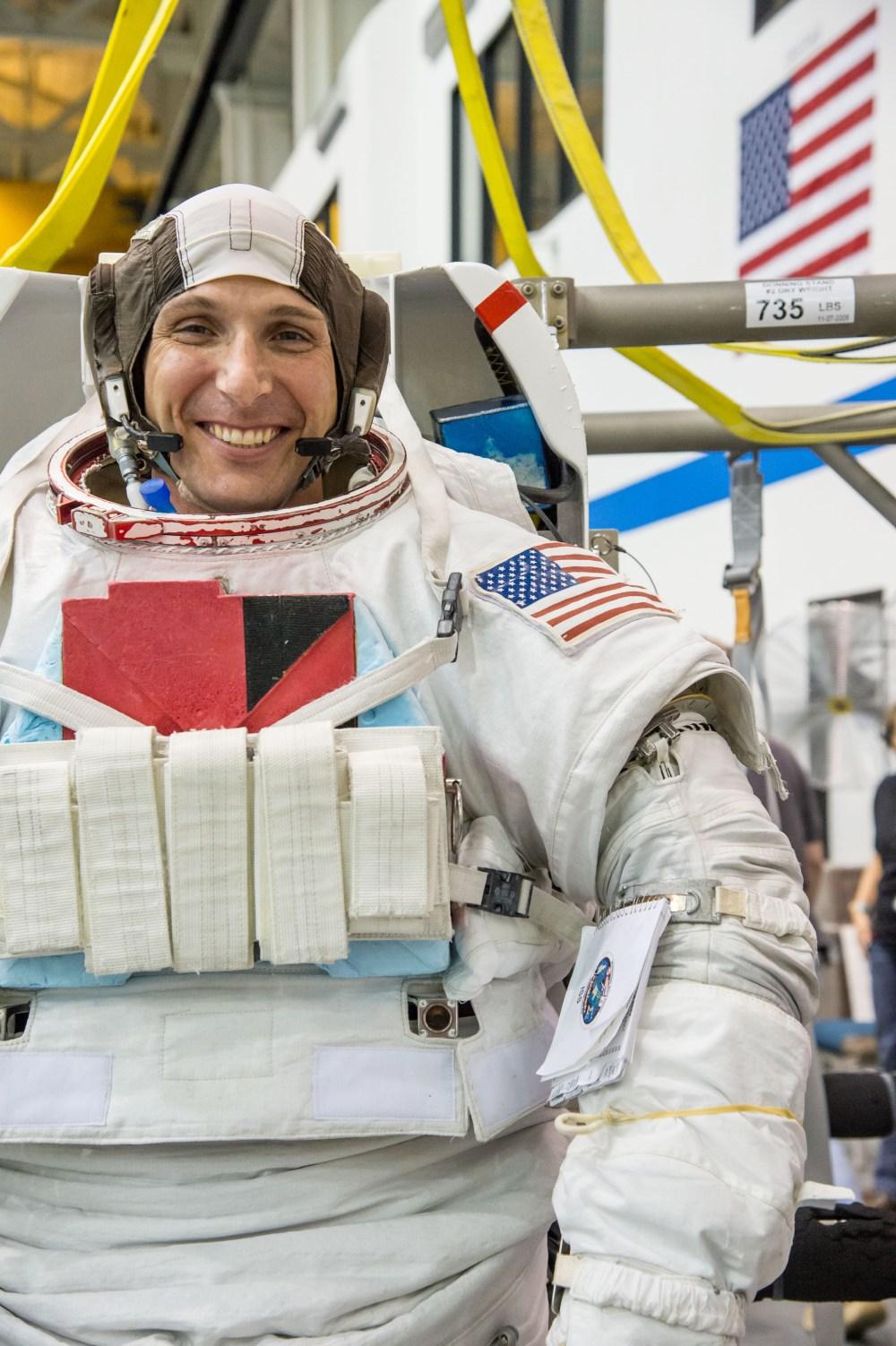 medium resolution of Train Like an Astronaut with Mike Hopkins   NASA