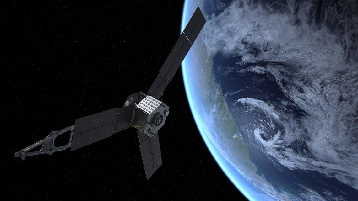 Juno's Earth Flyby in 2013