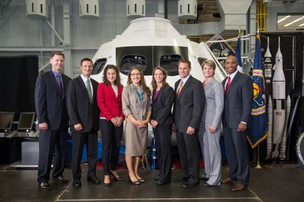 Nasa' 2013 Astronaut Candidates Promote Stem Education