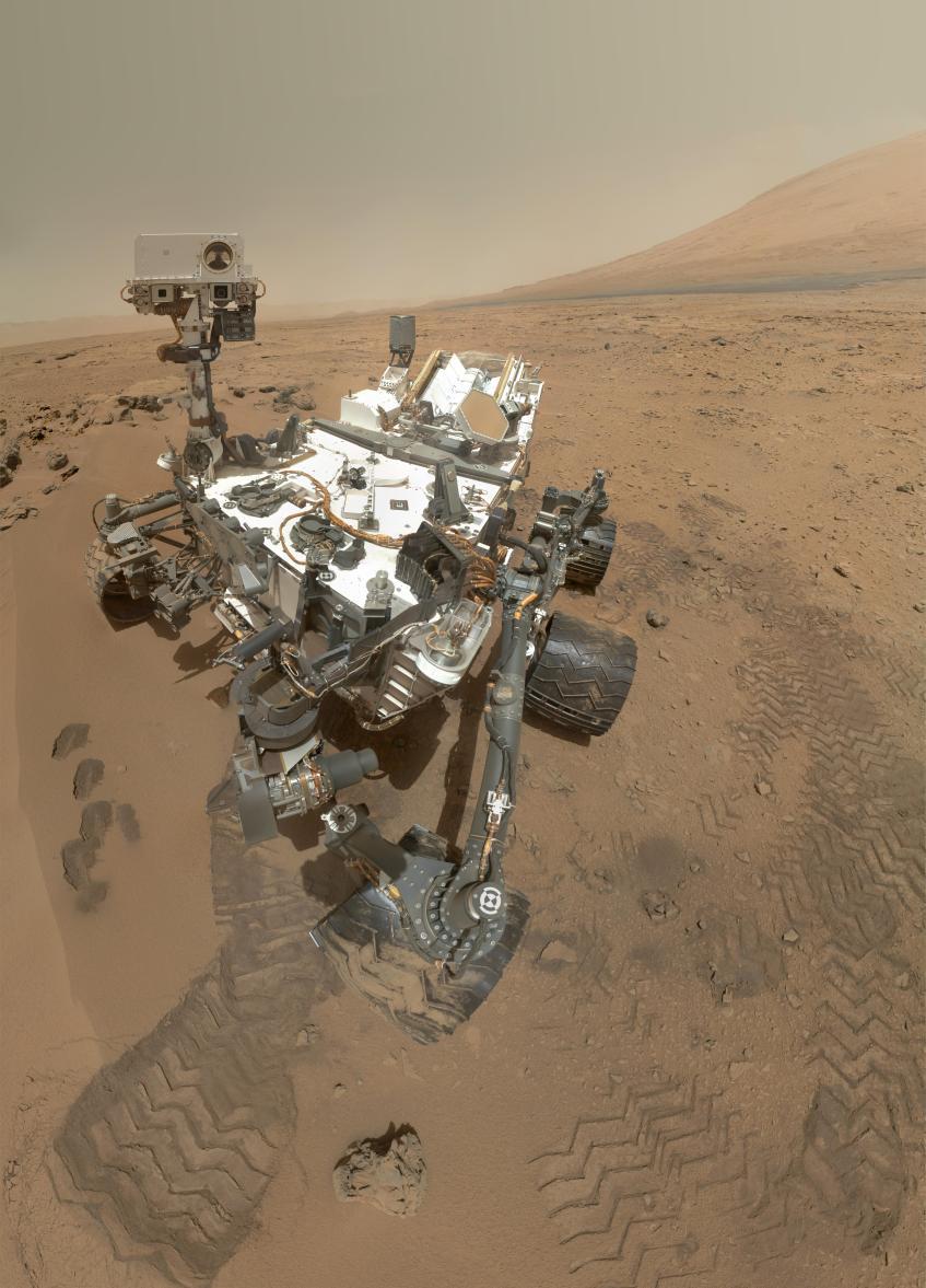 Crédito imagem: NASA/JPL-Caltech/Malin