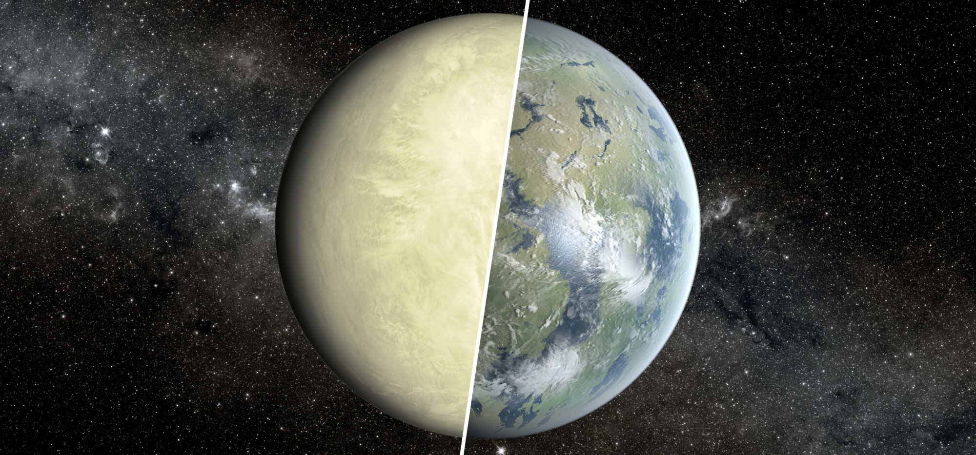 hight resolution of in the zone how scientists search for habitable planets