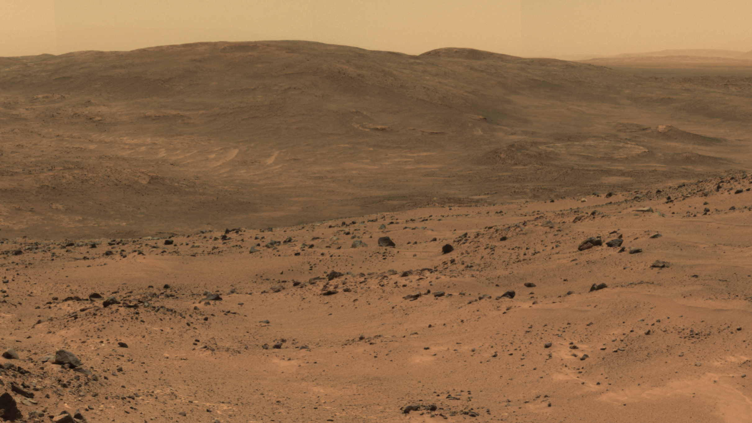 NASA s Opportunity at 10 New Findings from Old Rover