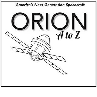 Cover of Orion A to Z Coloring Book