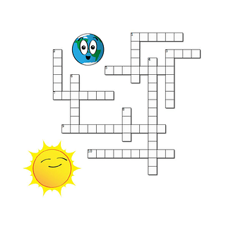 Earth's Trip Around the Sun Crossword Puzzle