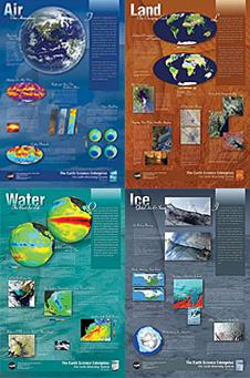NASA  The Earth in Posters  NASA