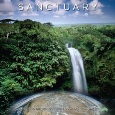 """""""Sanctuary: Exploring the World's Protected Areas from Space,"""" released this week at the World Parks Congress in Australia, is available as a free PDF download."""