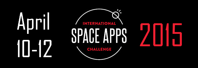2015 International Space Apps Challenge
