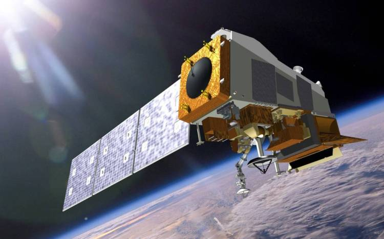 Generic image of Earth-observing spacecraft