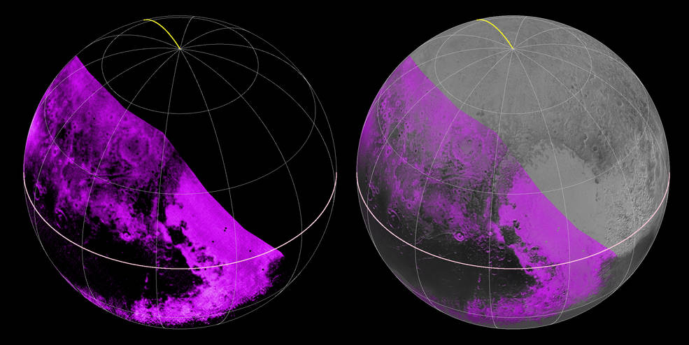 Methane maps