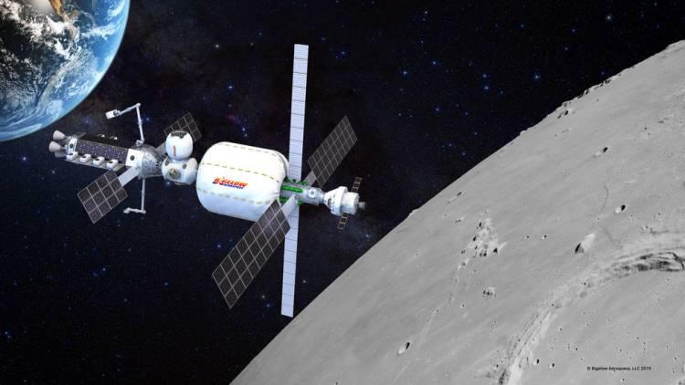 NextSTEP Bigelow Aerospace