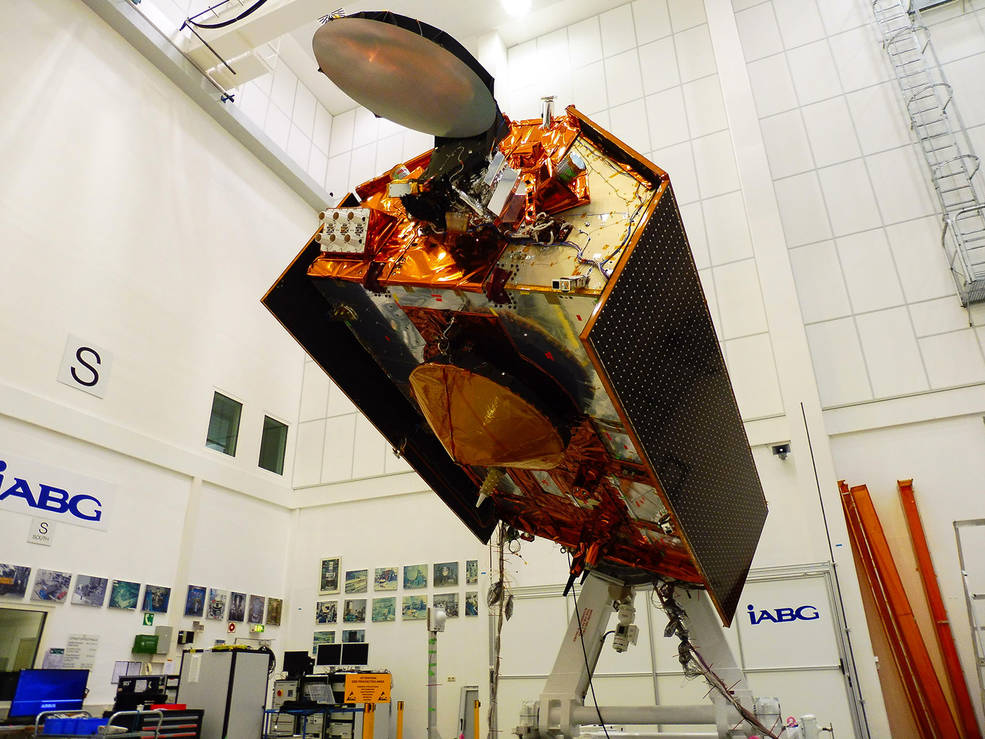 Jason-CS/Sentinel-6 mission