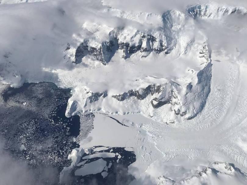Fotos, Curiosidades, Comunicação, Jornalismo, Marketing, Propaganda, Mídia Interessante sea_ice_nobile_glacier Operação Ice Bridge da NASA cruza e mapea os Polos em aviões desde 2009 Cotidiano Universo